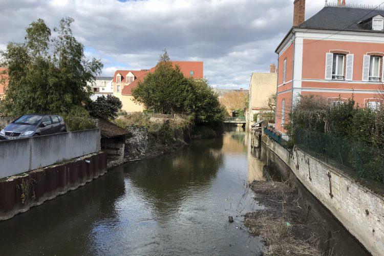 Le canal á Jean-René Coquelin